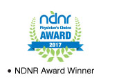 NDNR Award Winner