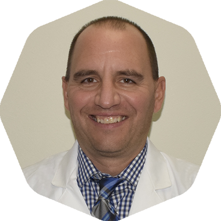 Dr Eric Semsak - Medical Support